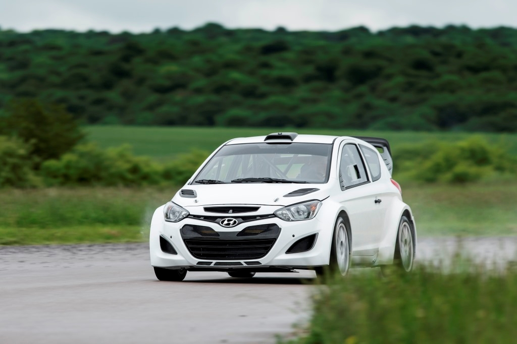 Post image for 2014 Hyundai i20 WRC closer to racing, completes first intensive tests