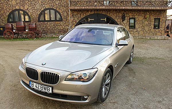 2010 BMW 740d Test Drive