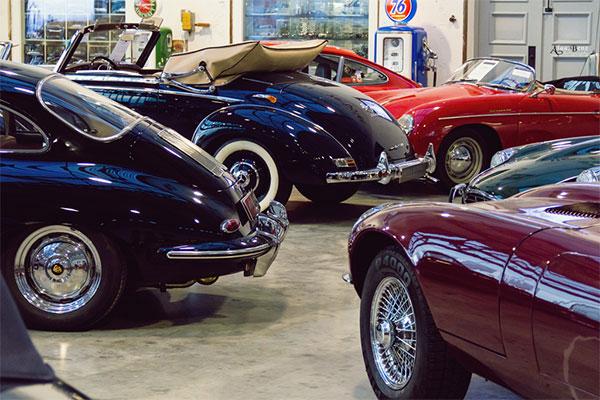Classic Car Blue Book