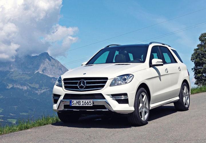 Mercedes-Benz M-Class Hybrid
