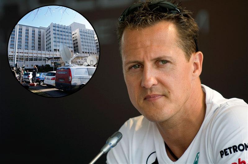 Michael Schumacher Grenoble